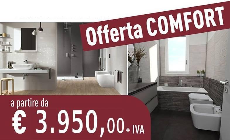 Offerta Comfort Ristrutturazione Bagno Torino