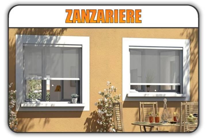 Zanzariere Torino Finestre