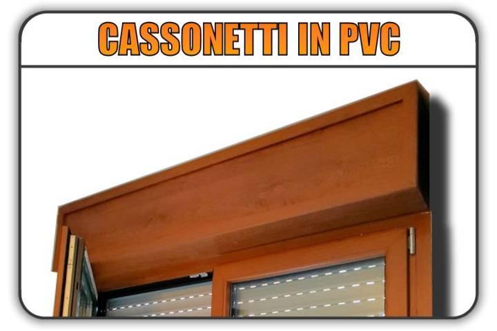 cassonetto pvc