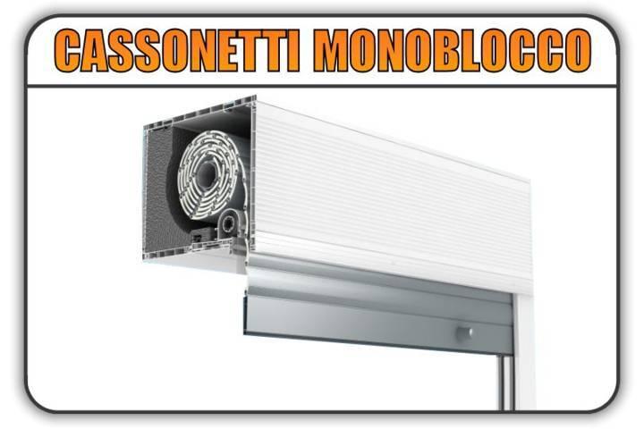 cassonetto monoblocco
