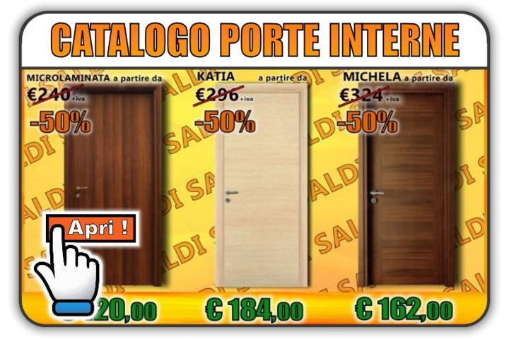 Catalogo Porte Interne