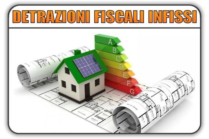 detrazioni fiscali serramenti infissi