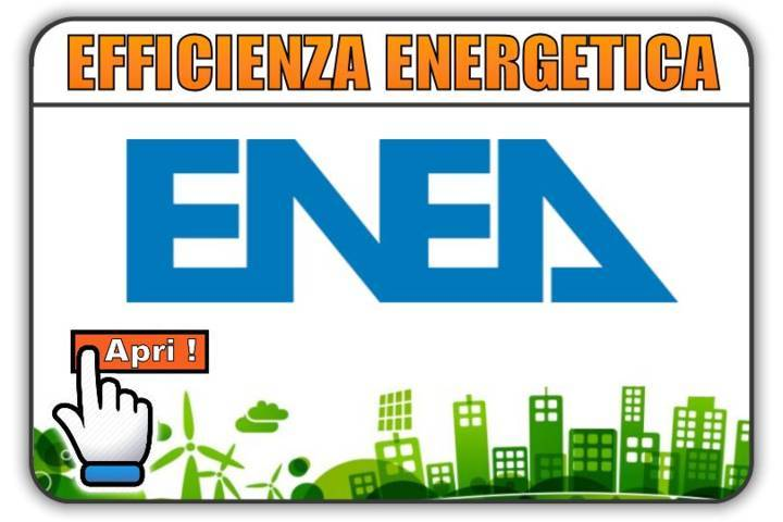 efficienza energetica enea