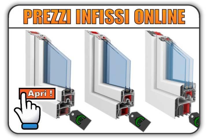 infissi prezzi online Torino Finestre ®