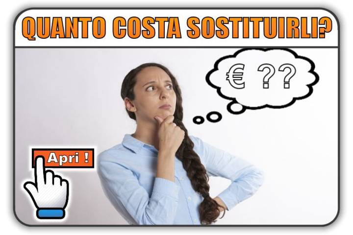 quanto costa sostituire infissi Torino Finestre ®