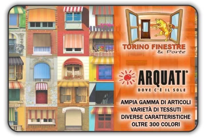 Catalogo Arquati | Tende da Sole Torino