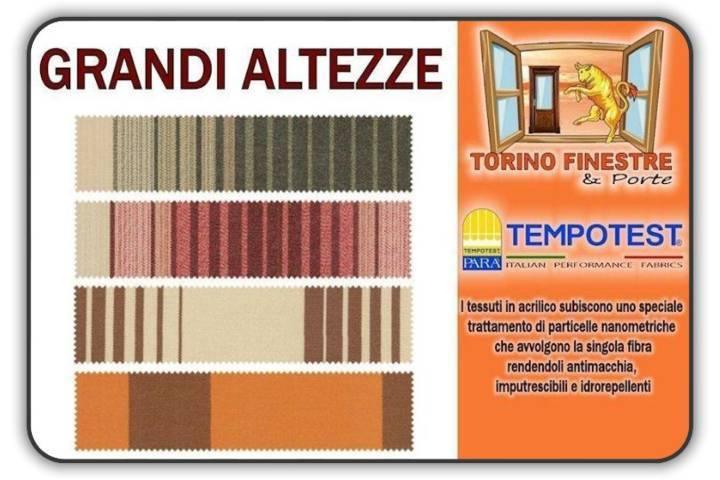 Tessuti Tempotest in Acrilico Grandi Altezze | Tende da Sole Torino