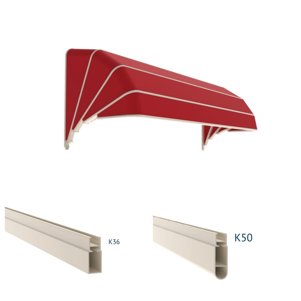 meccanismo tende da sole a cappottina gradini k36 50 torino