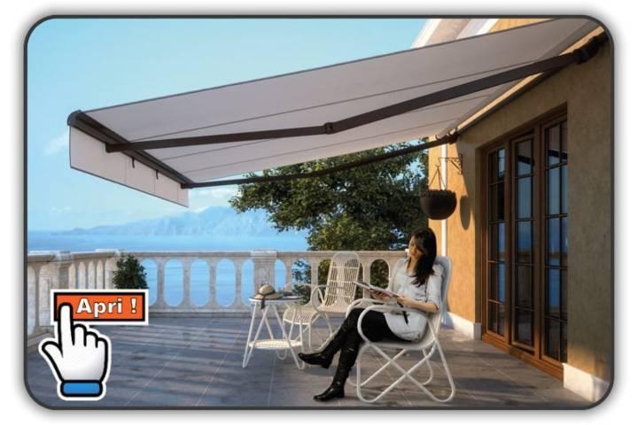 Tende Da Sole Per Esterni A Bracci Prezzi.Tende Da Sole A Bracci Su Barra Quadra Tenda Torino Prezzi Online