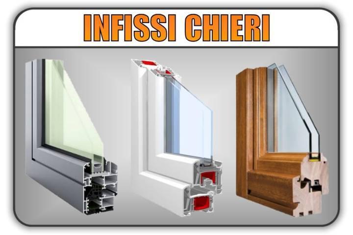 Preventivo torino finestre for Serramenti pvc torino prezzi