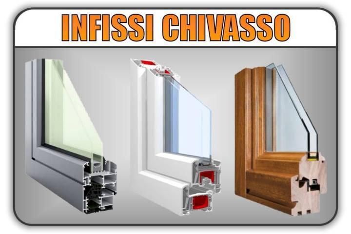 Infissi e serramenti chivasso a prezzi fabbrica torino for Preventivo finestre alluminio