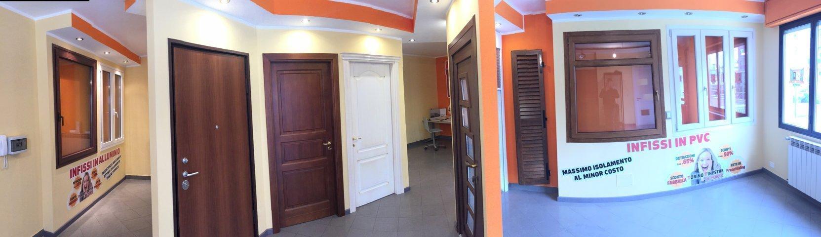 Torino finestre infissi e serramenti in pvc torino prezzi for Infissi pvc o alluminio prezzi