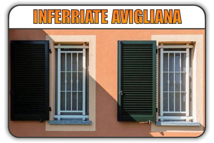 inferriate di sicurezza Avigliana