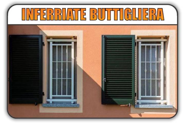 inferriate di sicurezza Buttigliera Alta