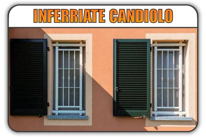 inferriate di sicurezza Candiolo