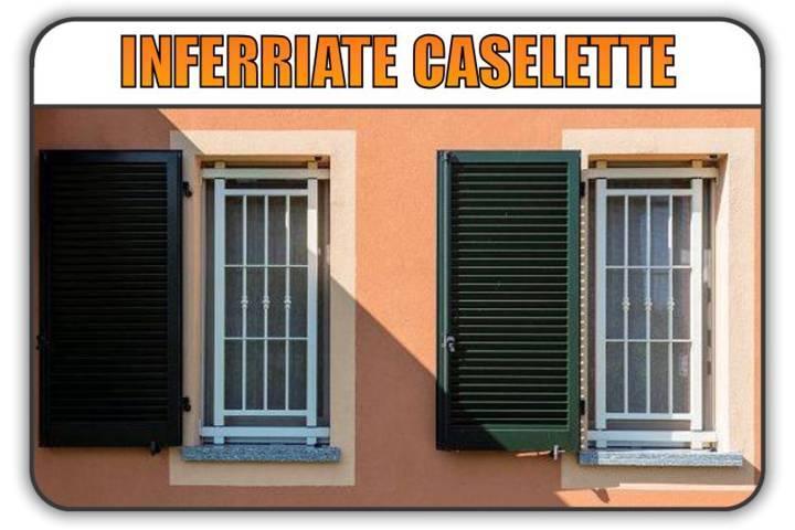 inferriate di sicurezza Caselette