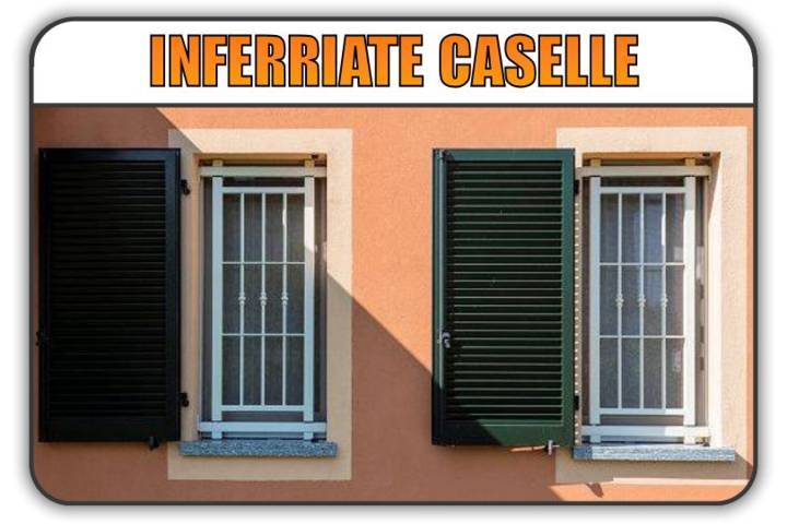 inferriate di sicurezza Caselle Torinese