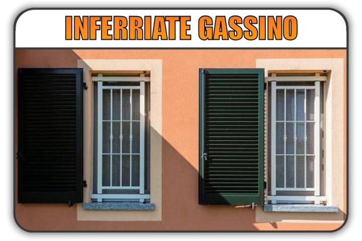 inferriate di sicurezza Gassino Torinese