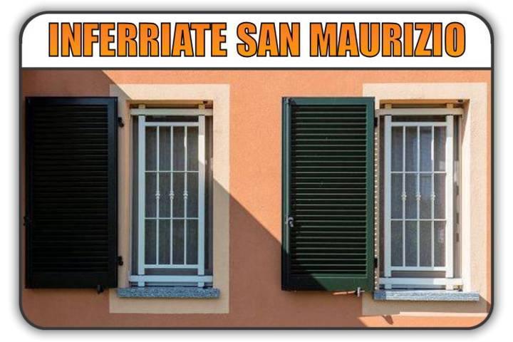 inferriate di sicurezza San Maurizio Canavese