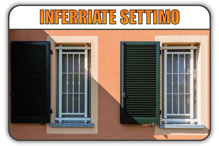 inferriate di sicurezza Settimo Torinese