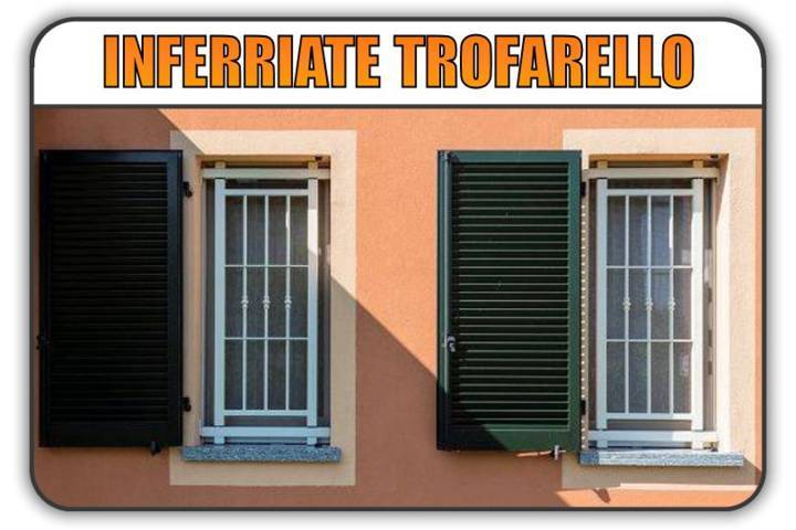 inferriate di sicurezza Trofarello
