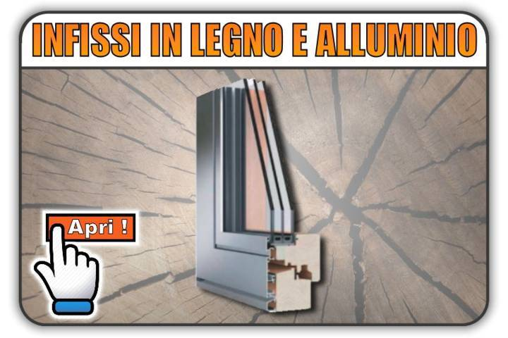 infissi serramenti legno alluminio torino finestre