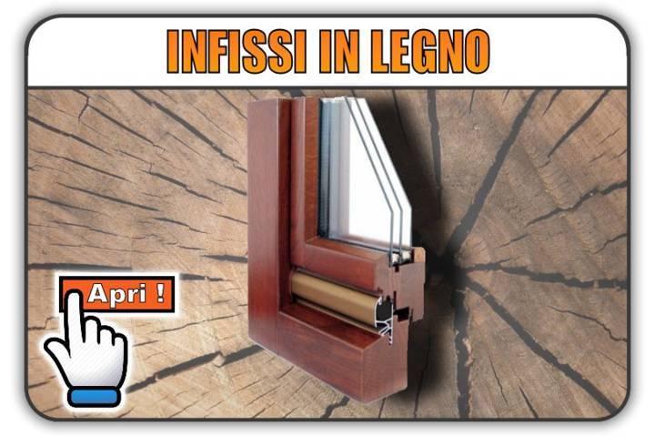 infissi serramenti legno torino finestre