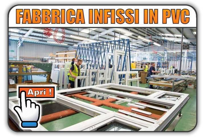 fabbrica infissi pvc