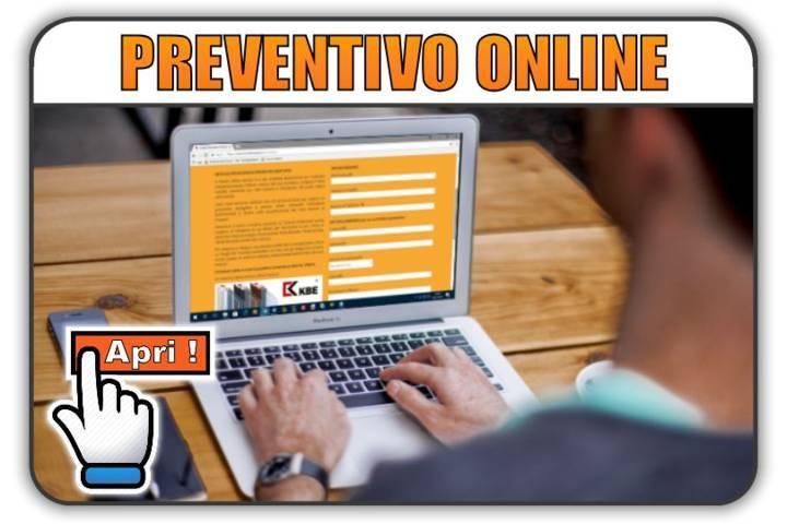 preventivo infissi online