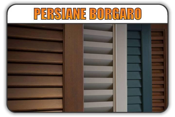 persiana Borgaro Torinese, persiane alluminio Borgaro Torinese