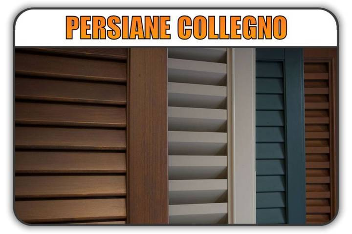persiana Collegno, persiane alluminio Collegno