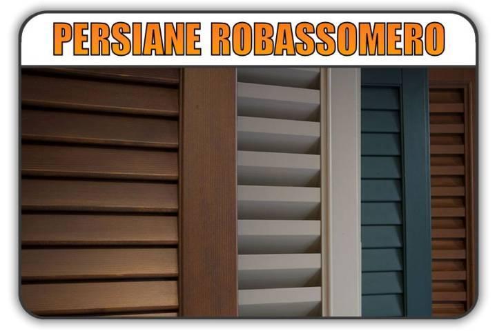 persiana Robassomero, persiane alluminio Robassomero