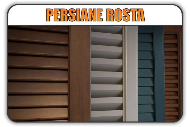 persiana Rosta, persiane alluminio Rosta