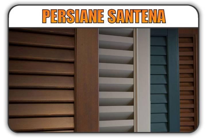 persiana Santena, persiane alluminio Santena