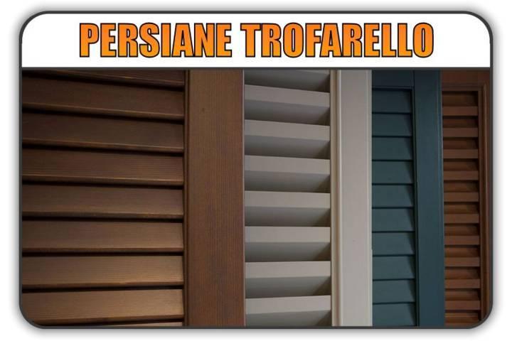 persiana Trofarello, persiane alluminio Trofarello
