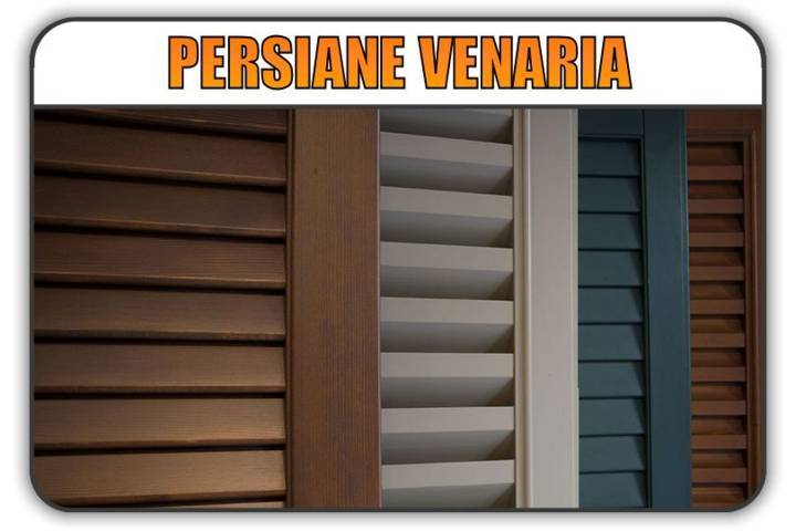 persiana Venaria Reale, persiane alluminio Venaria Reale