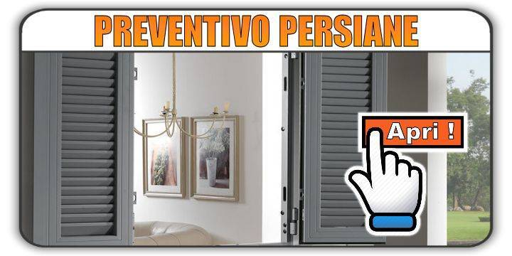 preventivo persiana Piobesi Torinese