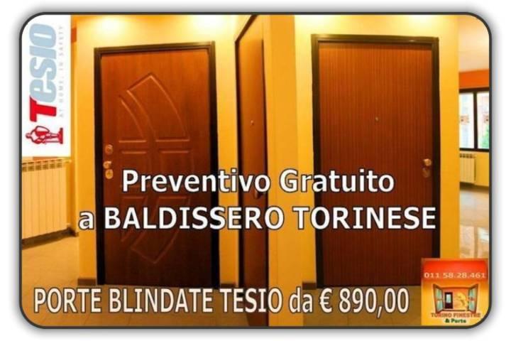 porte blindate tesio Baldissero Torinese