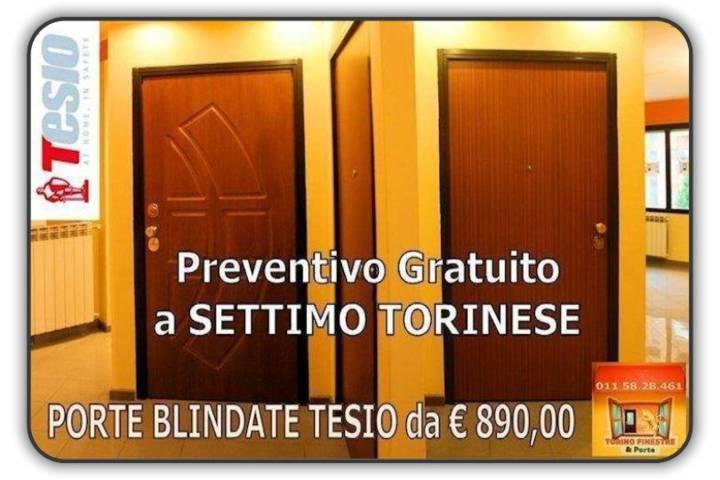 Porte Blindate Settimo Torinese