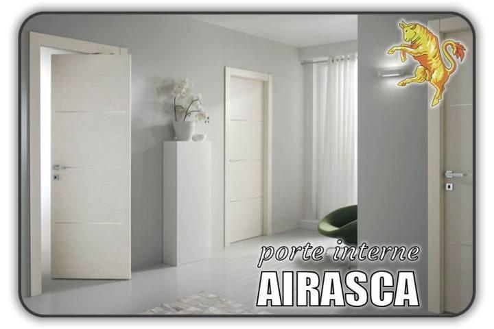 Porte Interne Airasca in laminato e massello prezzi online