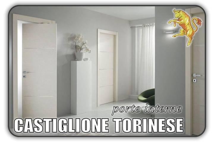 porte interne Castiglione Torinese