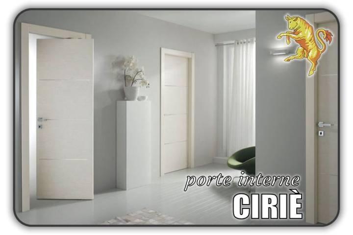 Porte Interne Cirie Esposizione con Prezzi Fabbrica Online