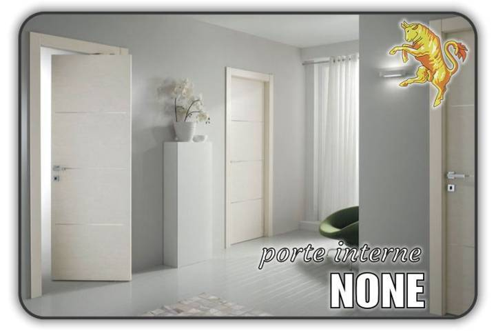 Porte Interne None Esposizione con Prezzi Fabbrica Online
