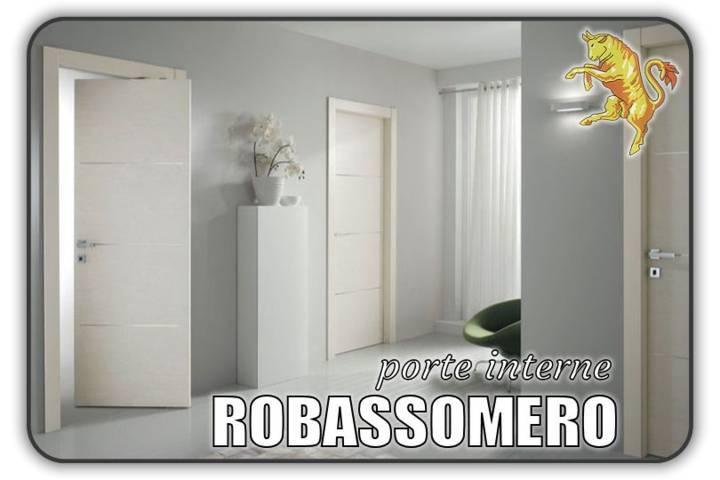 porte interne Robassomero