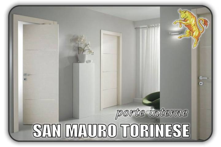 porte interne San Mauro Torinese