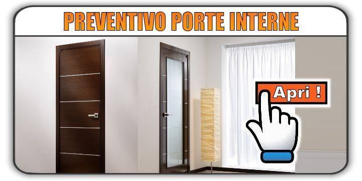 preventivo porte interne
