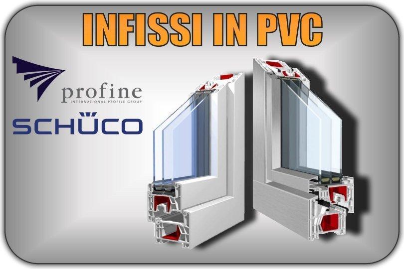serramenti e infissi in pvc torino finestre