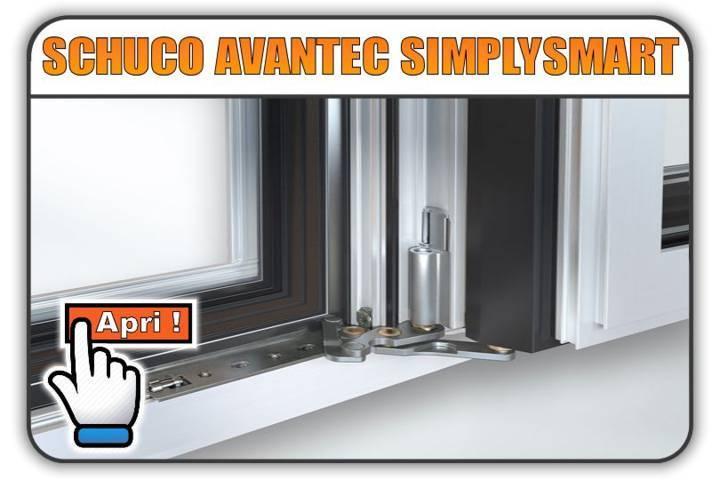 Schuco AvanTec SimplySmart
