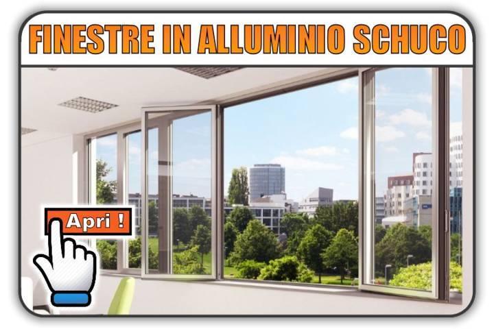 Finestre in Alluminio Schuco Torino