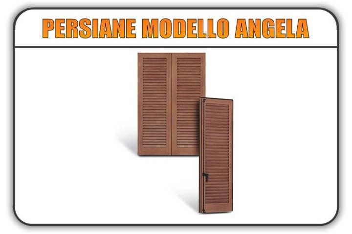persiane alluminio angela
